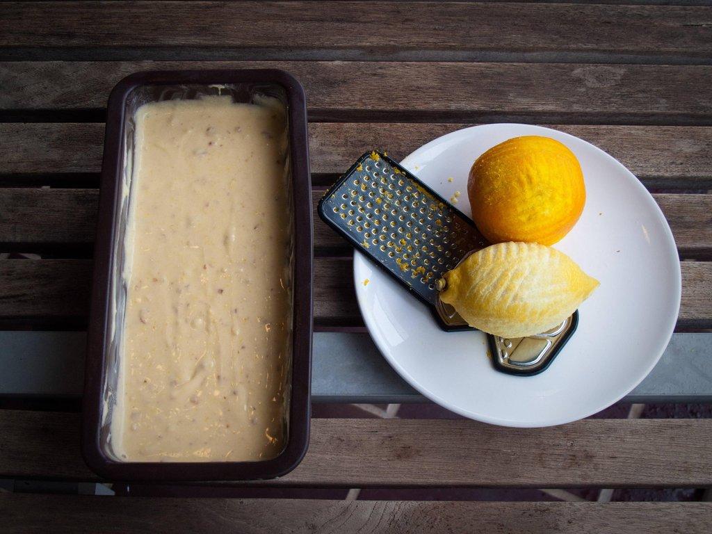 Almond and Citrus Cake
