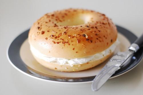 Sour cream donuts