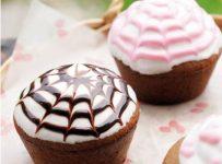 Chocolate jam marshmallow cake