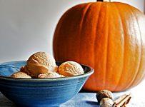 Pumpkin semifreddo