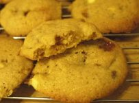 Taffy and crabapple soft cookies