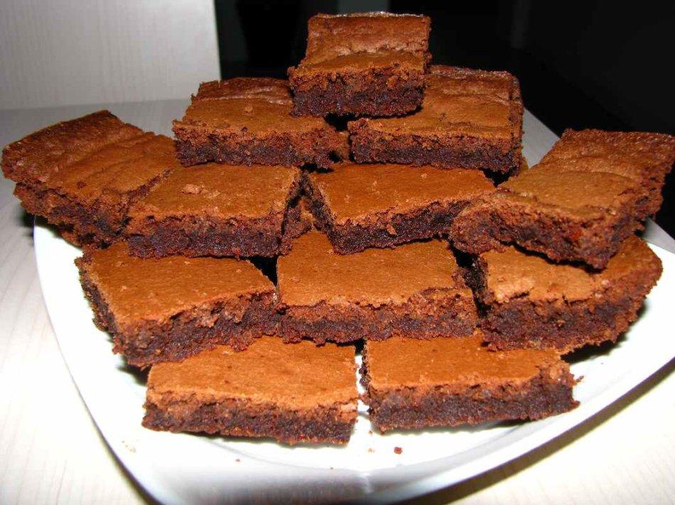 Sugar Free Fudge Brownies