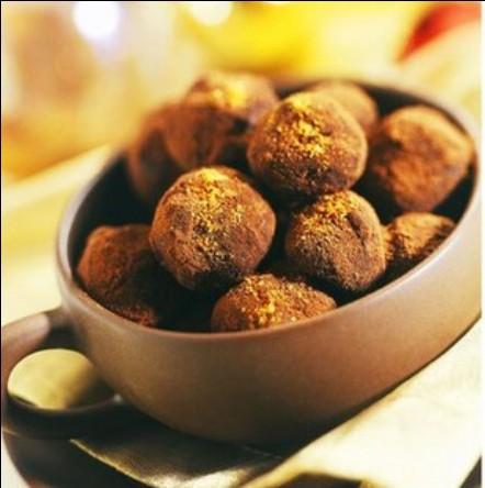 Pretzel Truffles and Peanut Butter