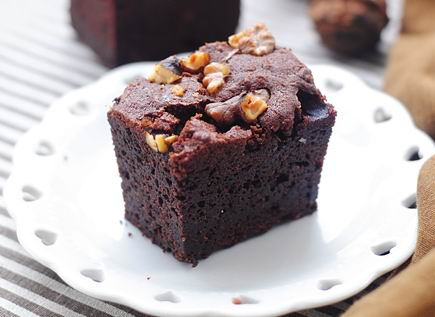 Chocolate Brownie with Peanut Butter