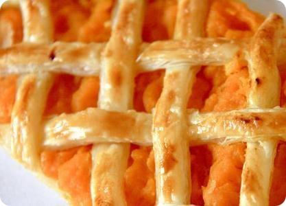 Cream Pumpkin Pie