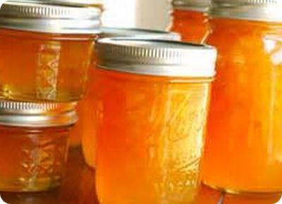 Yellow Peach Jam