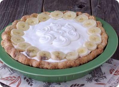 American Banana Heavy Cream Pie