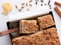 Chai Coffee Cake