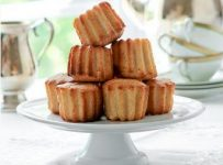 Indian Cardamom Mava Cake