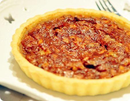 Milky Flavor Pecan Pie