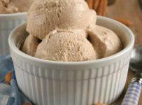 Snicker doodle Lemon Ice Cream