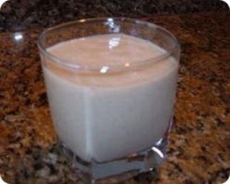 Honey milk jelly