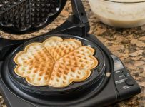 How to Grease a Waffle Iron