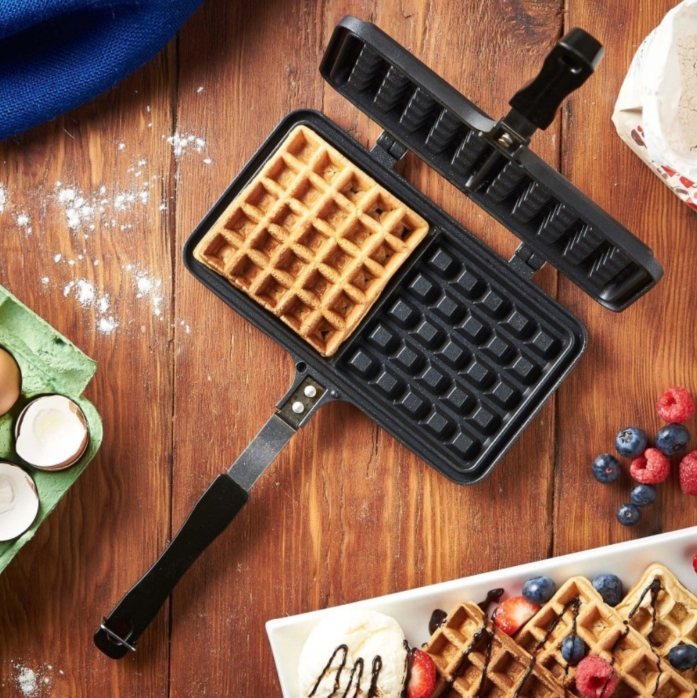 How to Clean a Stovetop Waffle Maker