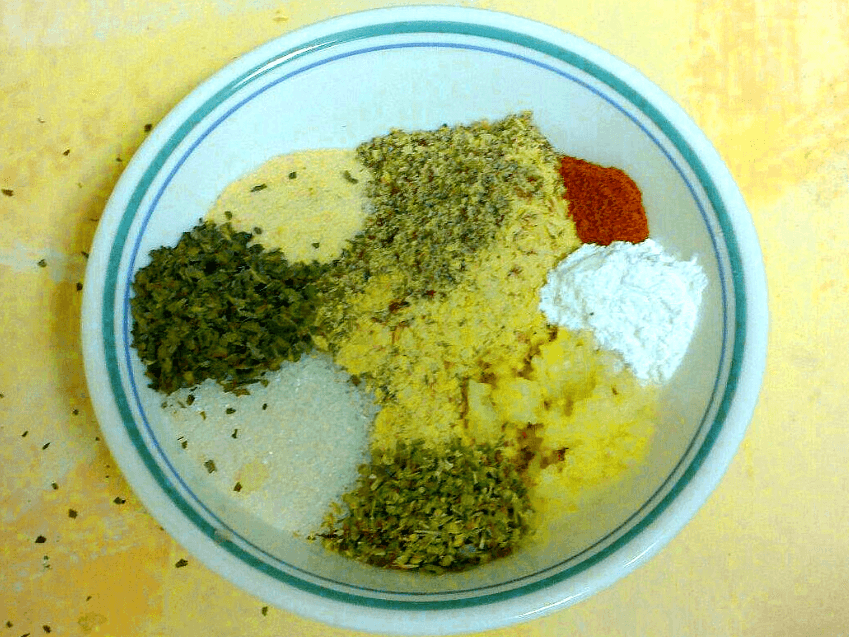 Waffle Spices