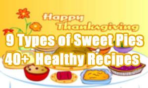 Thanksgiving healthy Dessert Recipes